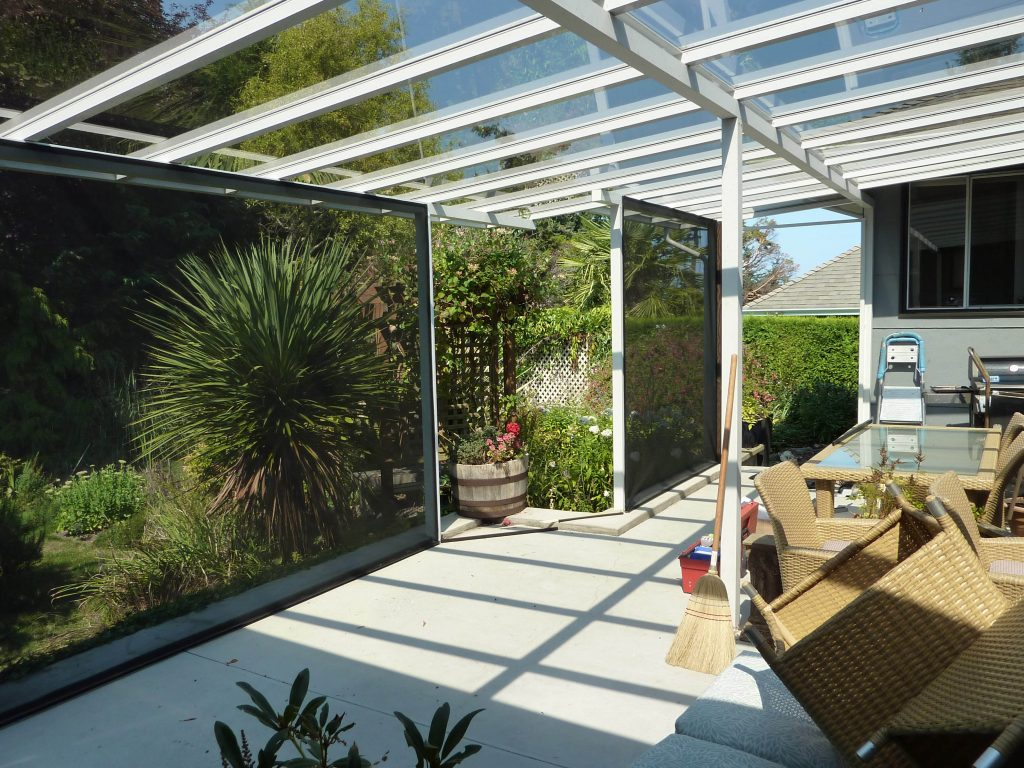 Retractable Skylight Shades